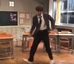片寄涼太ダンス