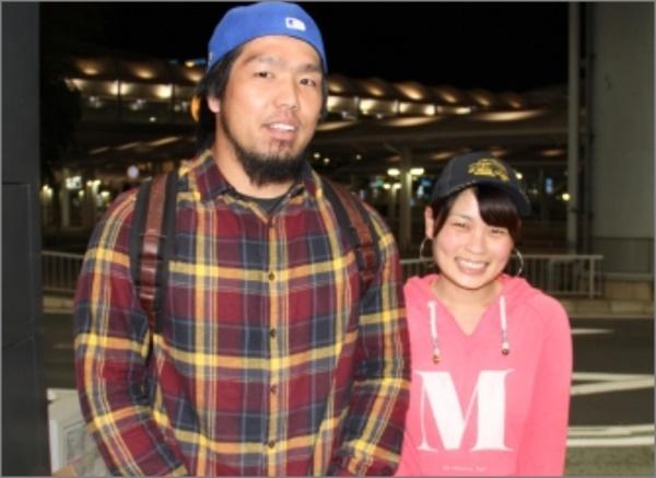 堀江翔太の嫁がかわいいと評判!二人は小学生の同級生で初恋同士?
