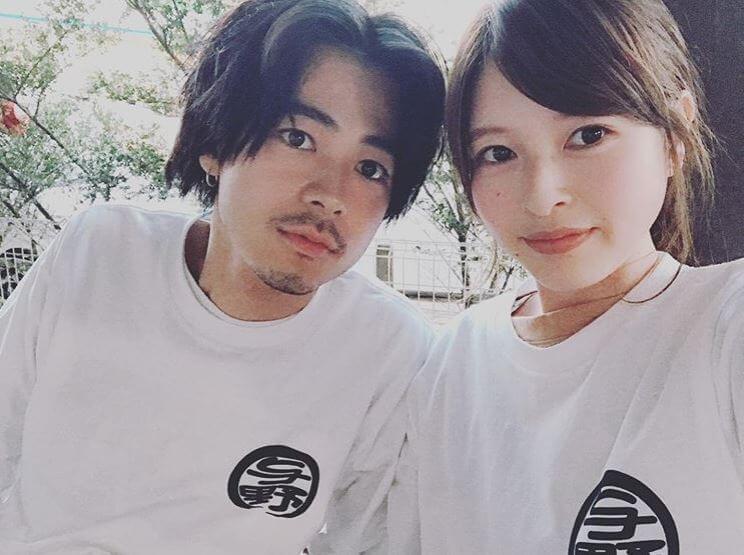 成田凌の兄と兄嫁